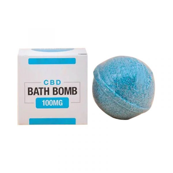 CBD Bath Bombs Boxes Packaging