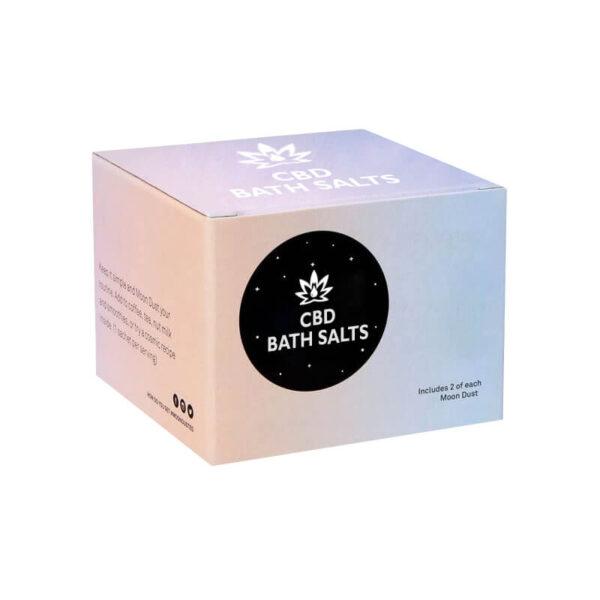 CBD Bath Salts Boxes Customized