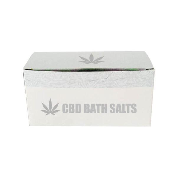 CBD Bath Salts Boxes Custom