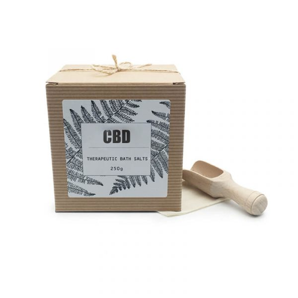CBD Bath Salts Boxes Wholesale
