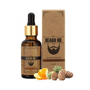 CBD Beard Oil Boxes With Brand Logo