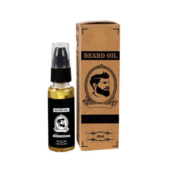 CBD Beard Oil Boxes With Logo