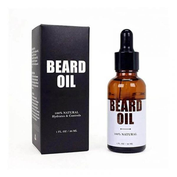 CBD Beard Oil Boxes Manufacturer