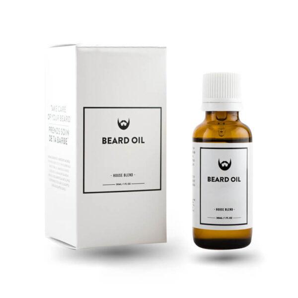 CBD Beard Oil Boxes Retail