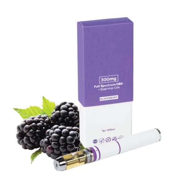 CBD Berry Oil Boxes Retail