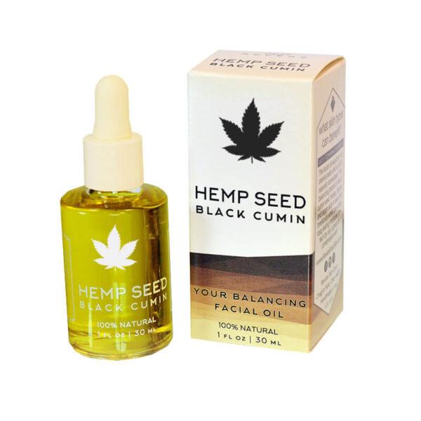 CBD Black Cumin Seed Oil Boxes Packaging
