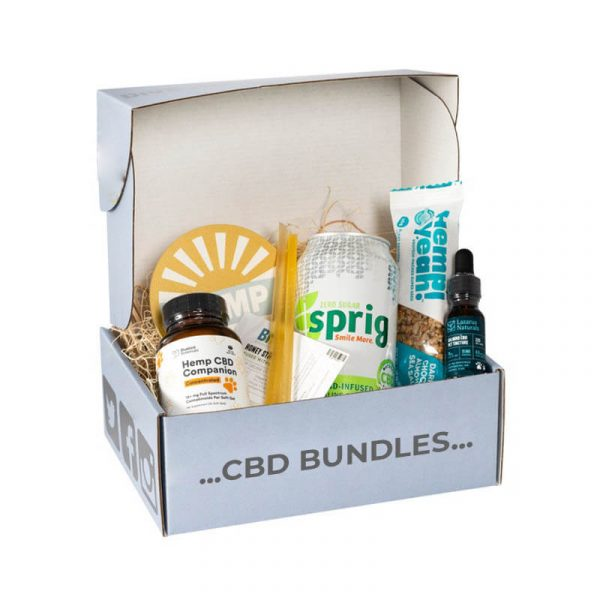 CBD Bundles Boxes Customized