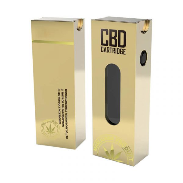 CBD Child Resistance Boxes Custom