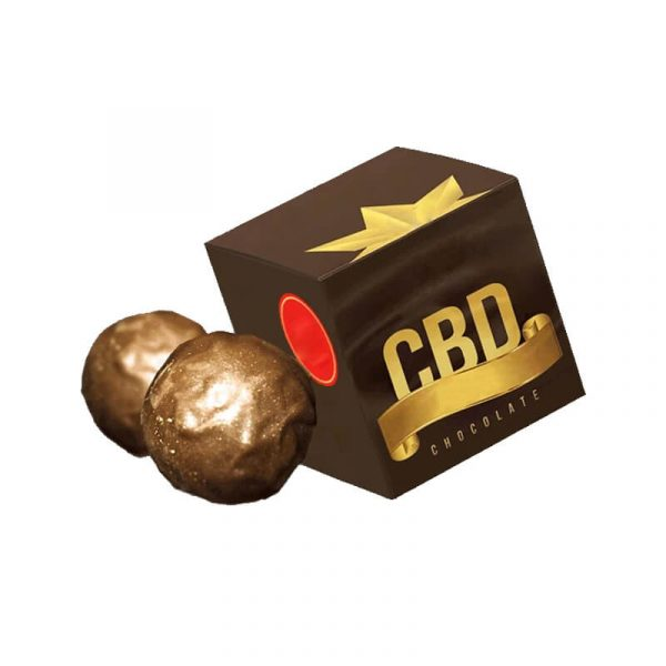 CBD Chocolate Boxes With Own Logo