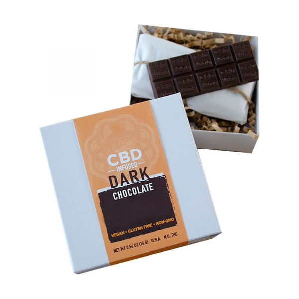 CBD Chocolate Boxes With Logo