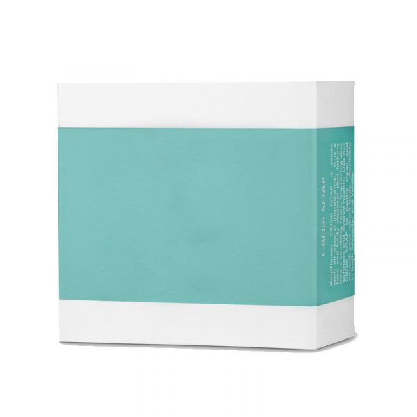 CBD Cleansing Body Bar Boxes Packaging