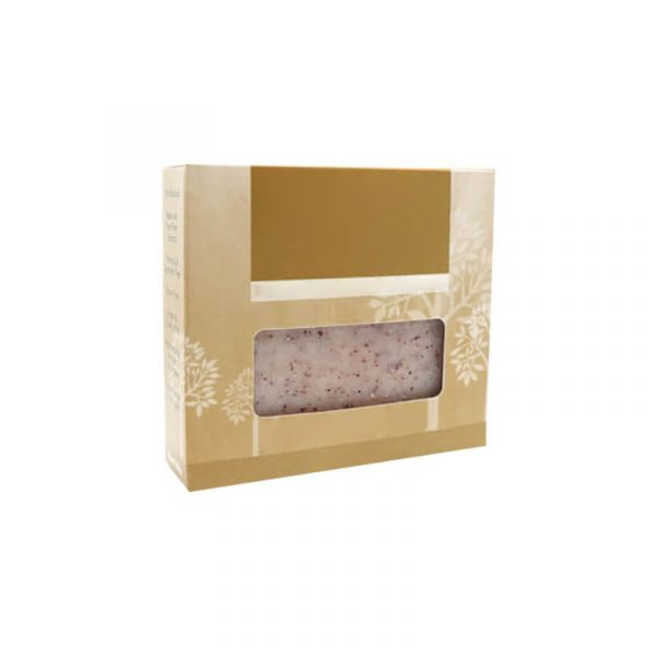 CBD Cleansing Body Bar Boxes Customized