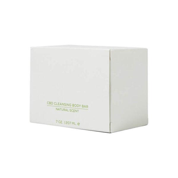 CBD Cleansing Body Bar Boxes Wholesale