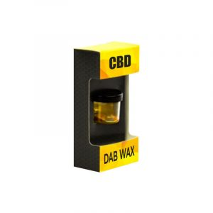 CBD Dab Wax Boxes Packaging