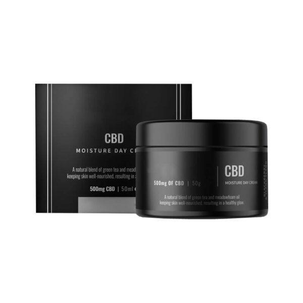 CBD Day Cream Boxes Wholesale