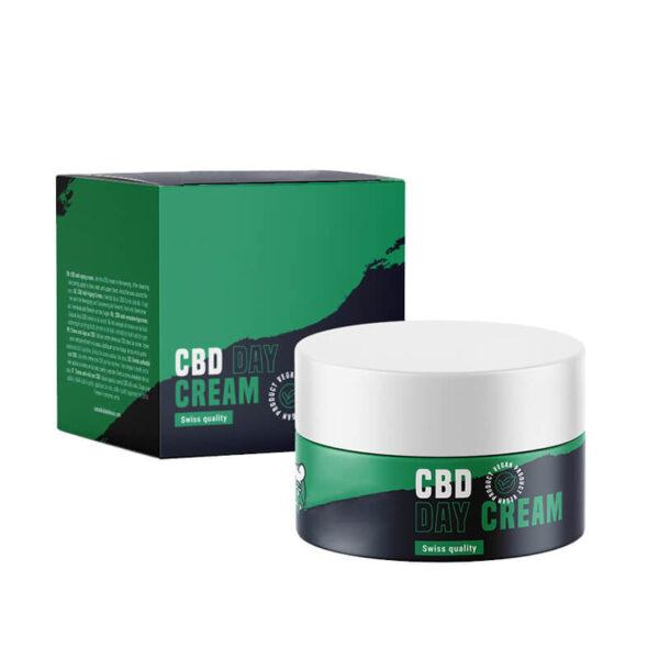 CBD Day Cream Boxes With Own Logo