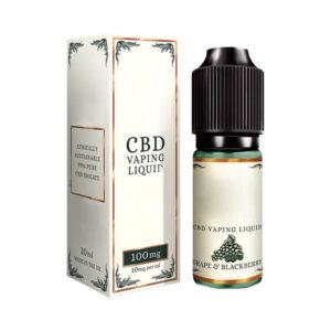 CBD E Liquids Boxes Manufacturer