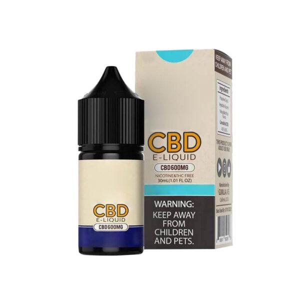 CBD E Liquids Boxes Packaginig