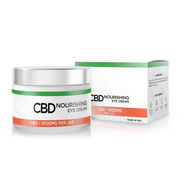 CBD Eye Balm Boxes Customized