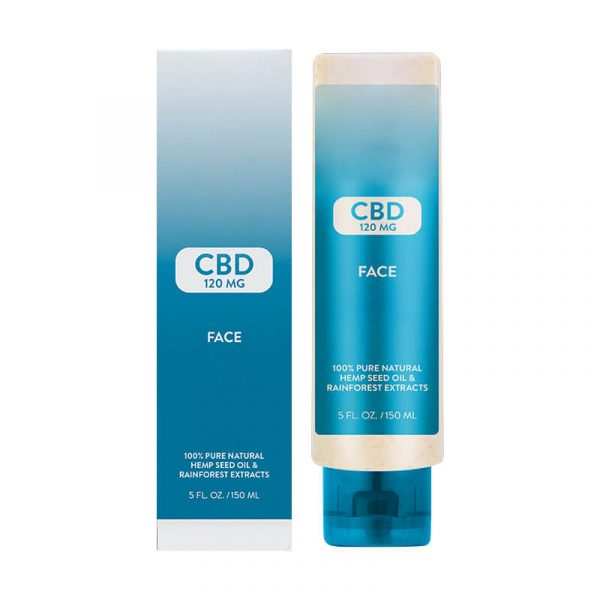 CBD Facial Oil Boxes Manufacturer