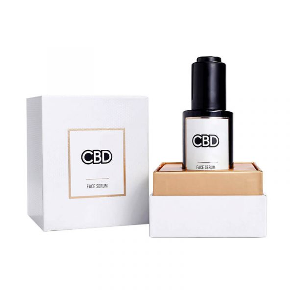 CBD Facial Oil Boxes With Free Shipping