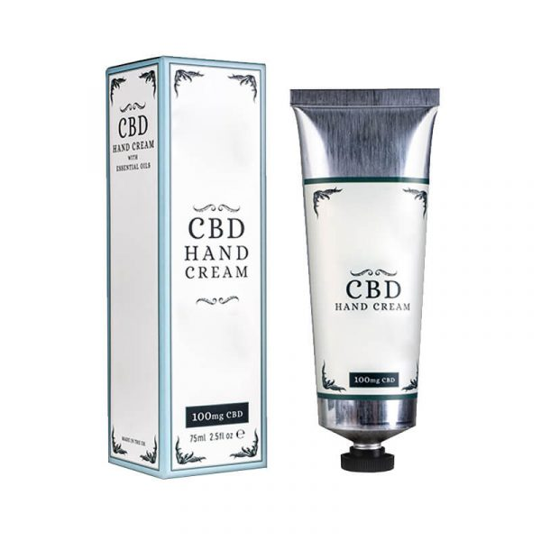 CBD Hand Cream Boxes With Own Logo
