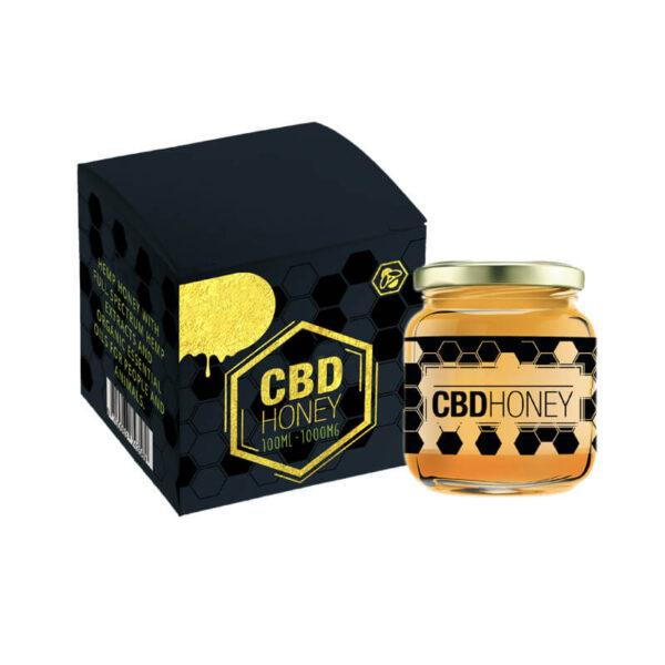 CBD Honey Boxes Manufacturer