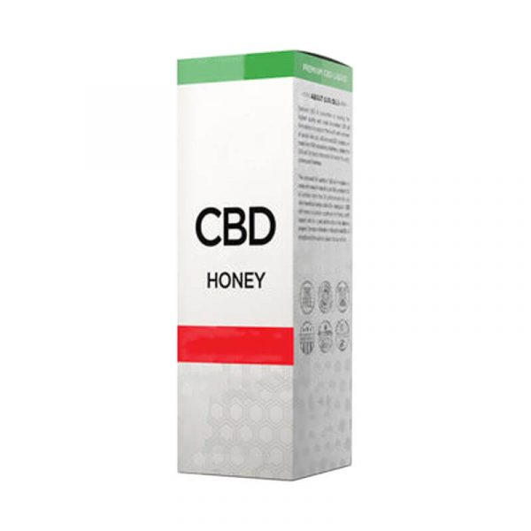 CBD Honey Boxes Printed