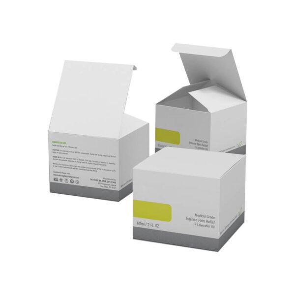 CBD LIp Balm Boxes Retail