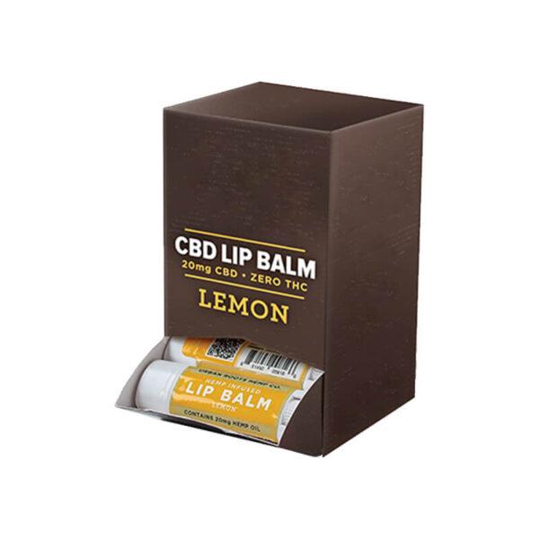 CBD LIp Balm Boxes Packaging