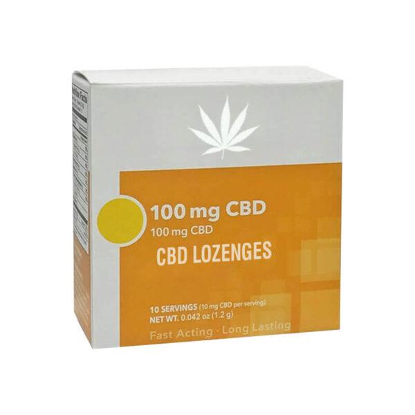 CBD Lozenges Boxes Wholesale