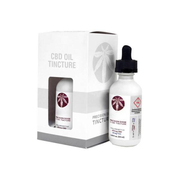 CBD Oil Tincture Boxes Custom