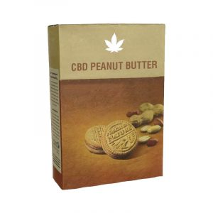 CBD Peanut Butter Boxes Retail