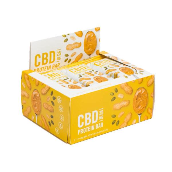 CBD Peanut Butter Boxes Wholesale