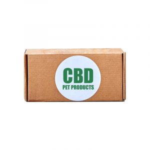 CBD Pet Products Boxes Retail