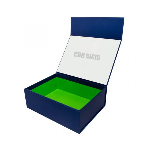 CBD Rigid Boxes Packaging