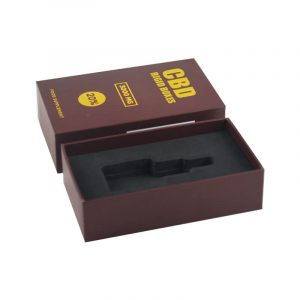 CBD Rigid Boxes Retail