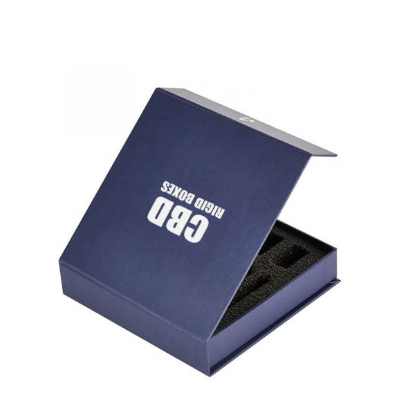 CBD Rigid Boxes Customized