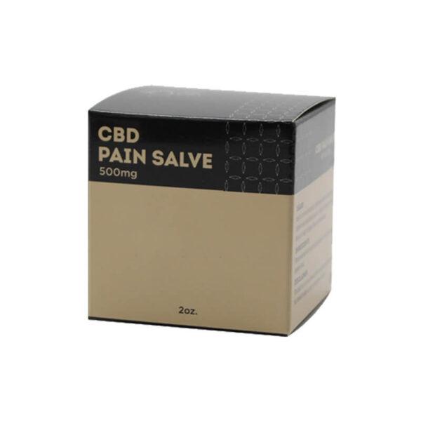 CBD Salve Boxes Wholesale
