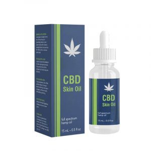 CBD Skin Oil Boxes Retail