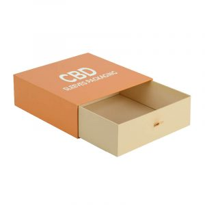 CBD Sleeves Packaging With Logo