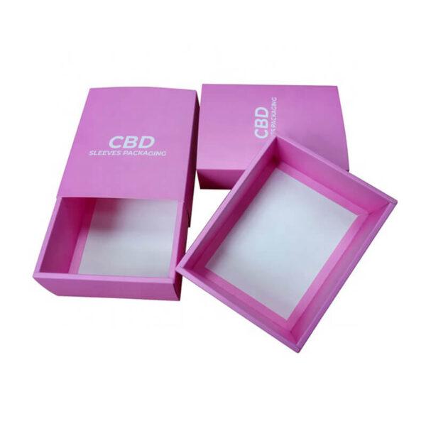 CBD Sleeves Packaging Retail