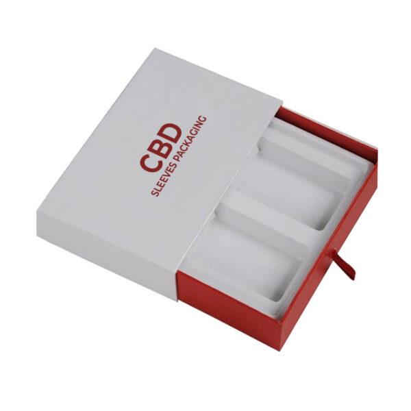 CBD Sleeves Packaging Custom