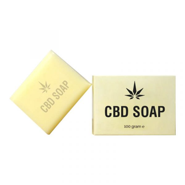 CBD Soap Boxes Packaging