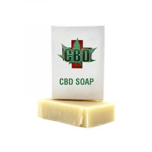 CBD Soap Boxes Retail