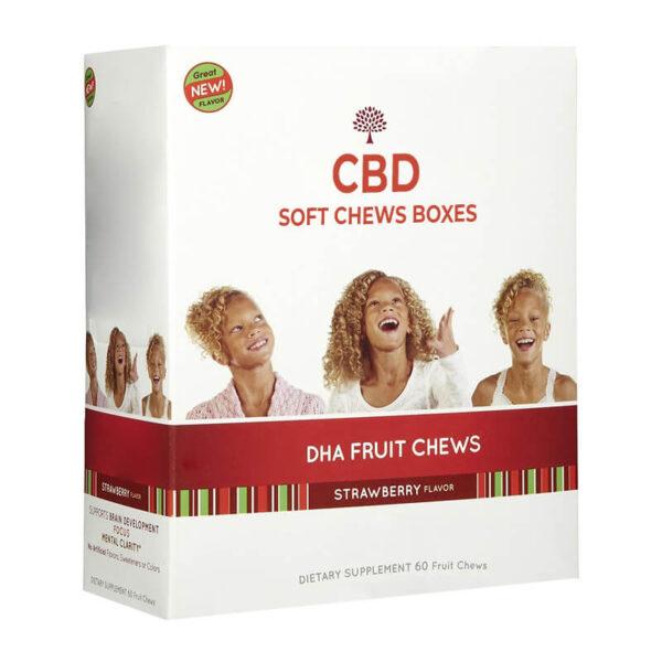CBD Soft Chews Boxes Customized