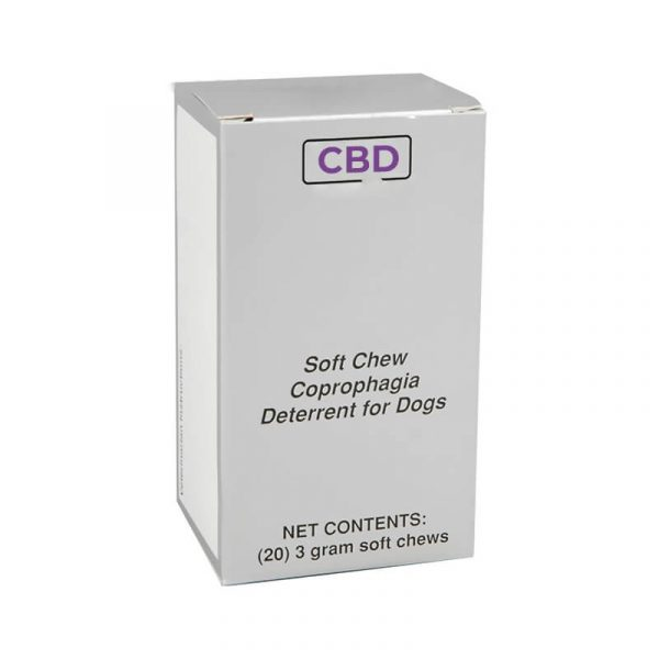 CBD Soft Chews Boxes Packaging