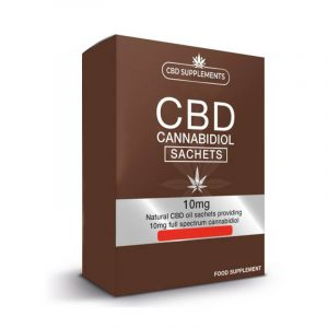 CBD Supplement Boxes With Logo