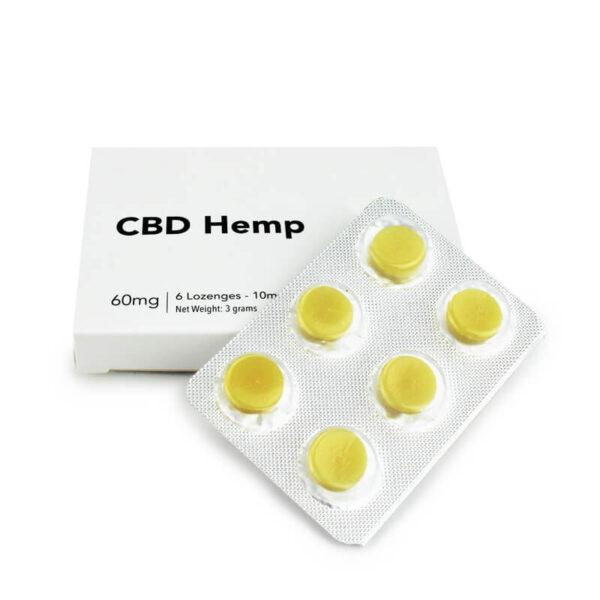 CBD Supplement Boxes Retail