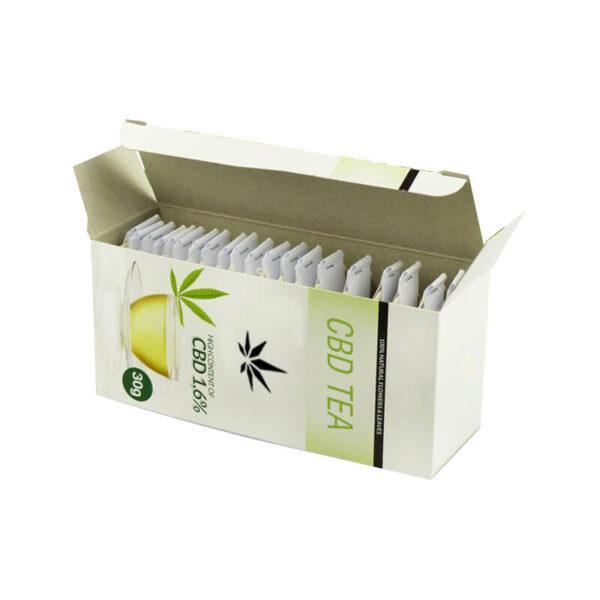 CBD Tea Boxes Customized